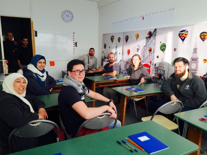 AUS Faculty Volunteer in Refugees Camps in Greece (13)-1.jpg