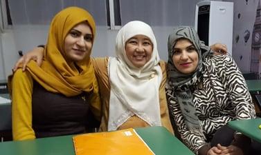 AUS Faculty Volunteer in Refugees Camps in Greece (15).jpg