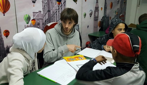AUS Faculty Volunteer in Refugees Camps in Greece (20).jpg