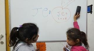 AUS Faculty Volunteer in Refugees Camps in Greece (22).jpg
