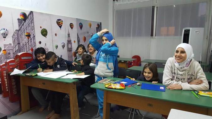 AUS Faculty Volunteer in Refugees Camps in Greece (24).jpg