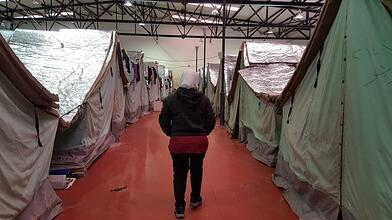 AUS Faculty Volunteer in Refugees Camps in Greece (27).jpg