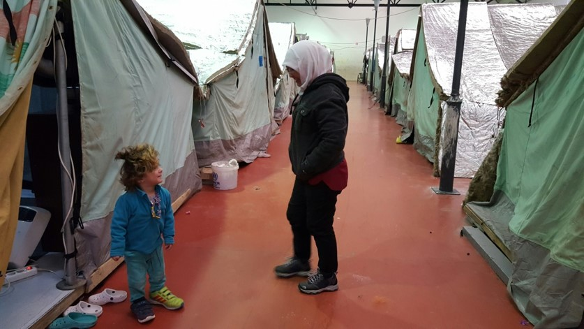 AUS Faculty Volunteer in Refugees Camps in Greece (28).jpg