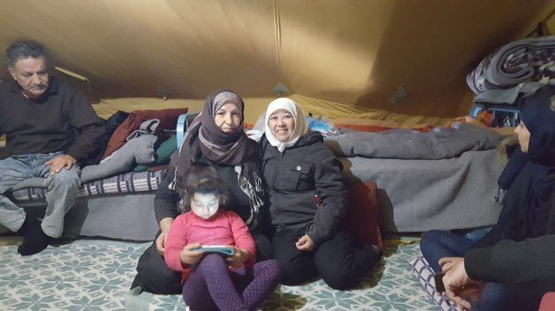 AUS Faculty Volunteer in Refugees Camps in Greece (7).jpg