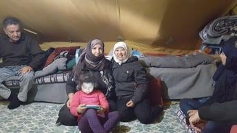 AUS Faculty Volunteer in Refugees Camps in Greece (7).jpg