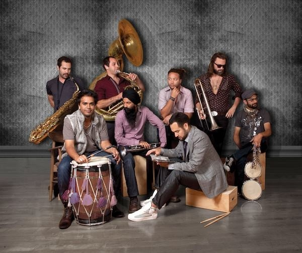 American University of Sharjah Red Baraat at AUS.jpg