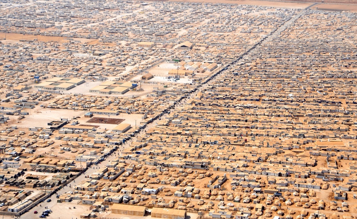 American University of Sharjah Za'ataru Refugee Camp UNHCR 1.jpg