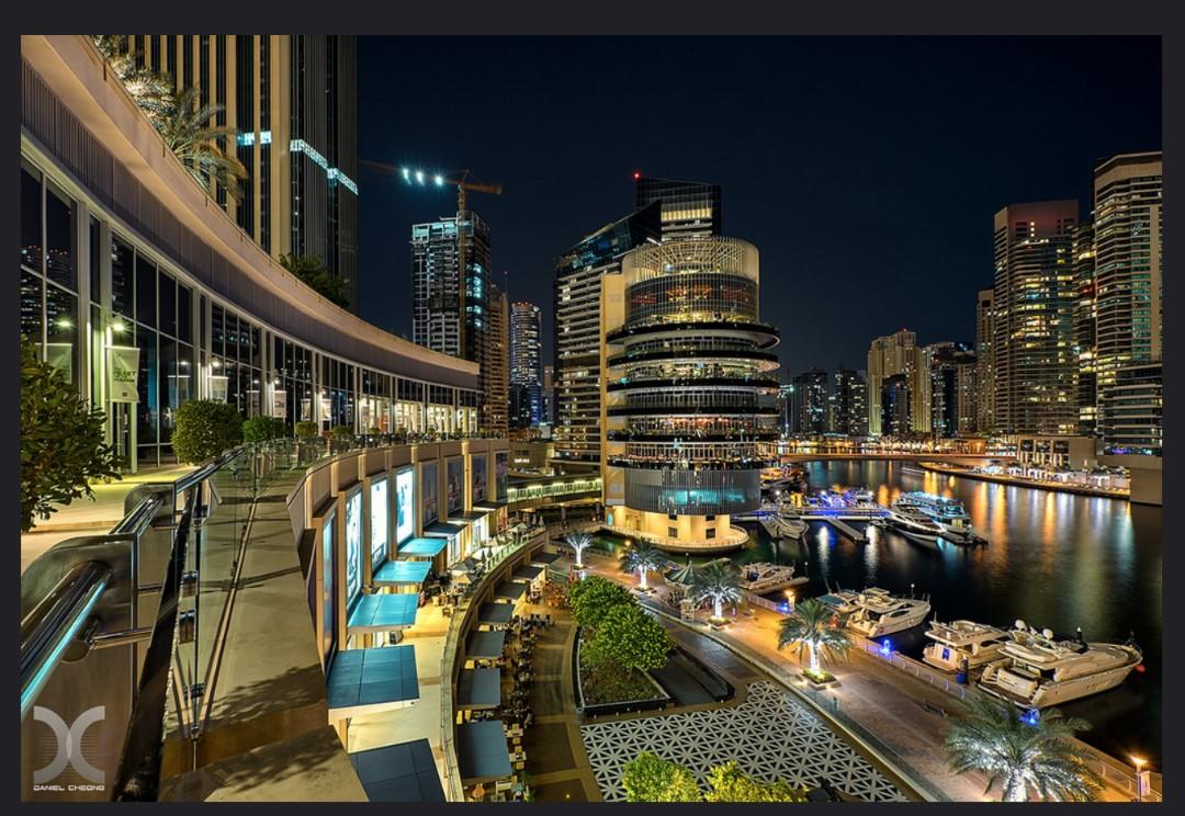 American University of Sharjah Dubai Marina Mall.jpg