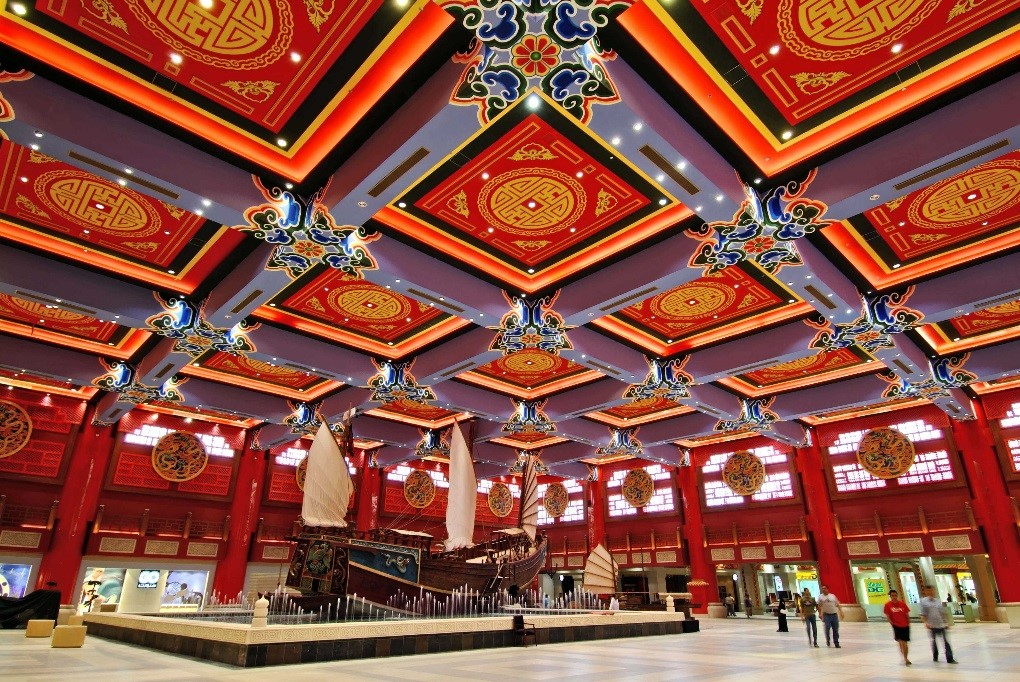 American University of Sharjah Ibn Battuta Mall.jpg
