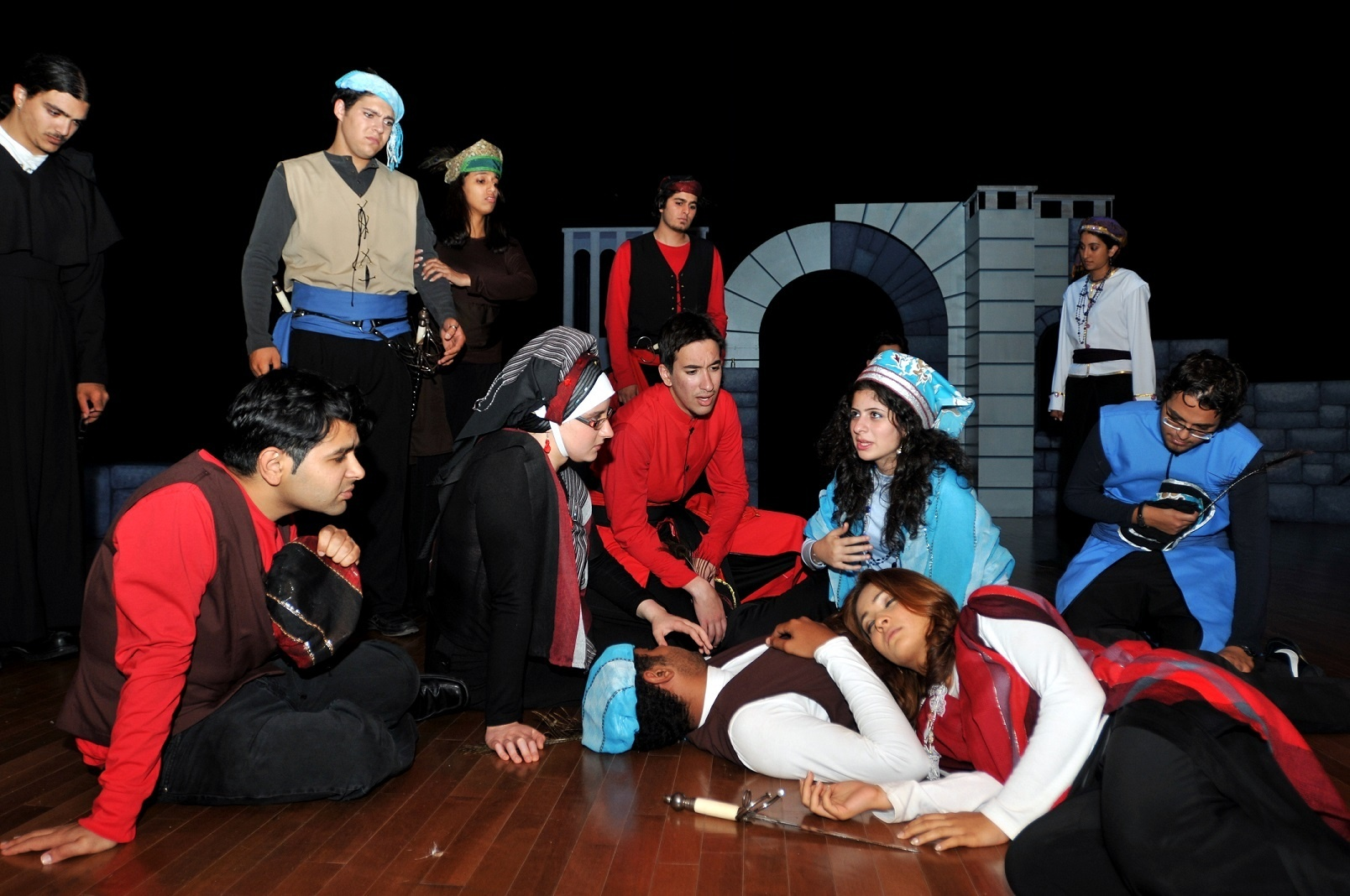 American University of Sharjah Romeo and Juliet.jpg