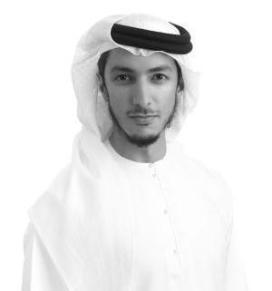 American University of Sharjah Omar Al Mahmoud, CEO, ICT Fund.jpg