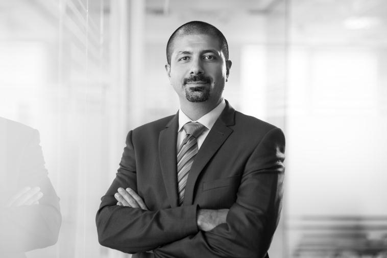 American University of Sharjah Samer Choucair, Vice President, Crescent Enterprises.jpg